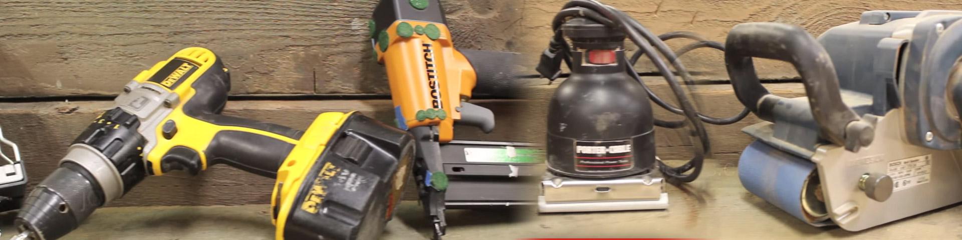 Werkzeug-Bar